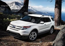 Тест – драйв автомобиля Ford Explorer Limited