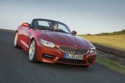 Родстер BMW Z4 получил обновления к 2013 модельному году