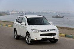 В декабре в России начали собирать новый Mitsubishi Outlander