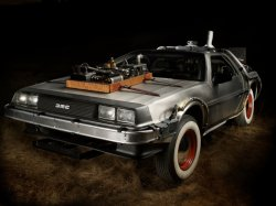 DeLorean от MT Performance