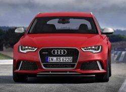 Новый универсал от Audi с названием RS6 Avant