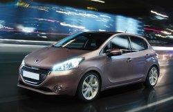 Прайс-лист Peugeot 208