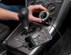Возможности проигрывания музыки с телефона или плеера в автомобиле