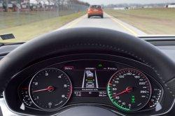 Новая Audi A8 с автопилотом