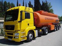Транспортировка опасных грузов