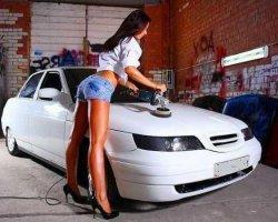 Разновидности полировки кузова авто