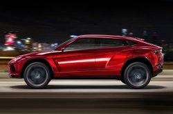 Концерн Lamborghini скоро выпустит свой внедорожник