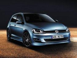 Спортивные модификации Volkswagen Golf 7