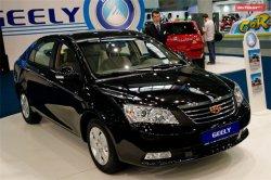 Geely Emgrand EC7 - китайский автомобиль будущего