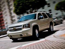Chevrolet Tahoe: уверенный и спортивный