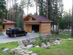 Строительство гаража на своем участке