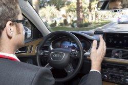Audi A8 последнего поколения будет ездить на автопилоте