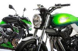 Kawasaki Z 40 лет популярен