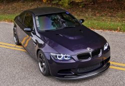 Тюнинг BMW M3 от Autocouture Motoring