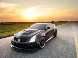 Тюнинг Cadillac CTS-V от американской компании Hennessey