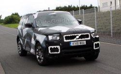 Новинка - Range Rover Sport R-S