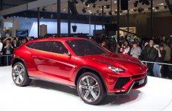 Lamborghini Urus - самый дешевый внедорожник итальянского концерна