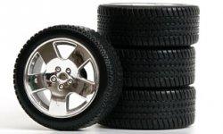 На какую ось ставить новые шины?