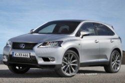 Концерн Lexus подарит автомобилистам компактный кроссовер