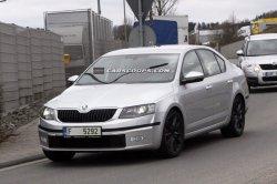 Skoda Octavia RS - самая быстрая Шкода
