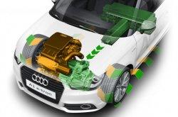 Вышла обновленная версия Audi A1 e-tron