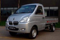 Jinbei Haixing X30 - китайский представитель коммерческого транспорта