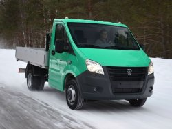 ГАЗель Next будет экспортироваться в Европу