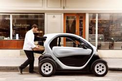 Новый Renault Twizy Cargo теперь получит багажник