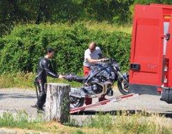 Фотошпионы сфотографировали Ducati Monster 2014
