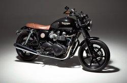 Усиленный вариант мотоцикла Triumph Bonneville от Ellaspede