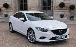 Новинка Mazda3 засветилась в сети интернет