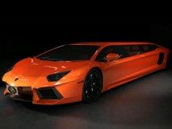 Первый лимузин на основе суперкара Lamborghini Aventador