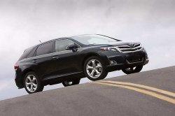Обзор роскошной модели Toyota Venza SUV