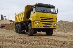 КамАЗ выпускают в Литве по стандарту Евро-5