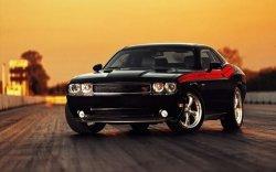 Производители объявили об отзыве Dodge Challenger