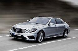 Mercedes-Benz S 63 AMG получил невероятно мощный мотор