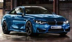 Купе BMW M4 идет на смену 2-дверной тройке