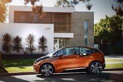 BMW i3 рассекретили до официальной премьеры