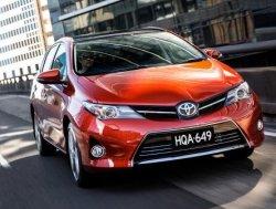 Озвучена стоимость новой Toyota Corolla