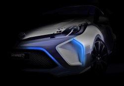 Hybrid-R от Тойота