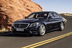 Официально представлен Mercedes-Benz S-class с гибридной силовой установкой