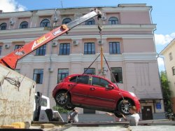 Как будут эвакуировать автомобили в Москве и за ее пределами?