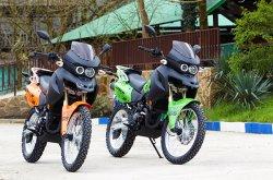 Длительный тест-драйв мотоцикла Stels 400GS
