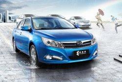 BYD F5 Suri назван самым безопасным автомобилем Китая