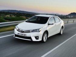 В Японии запускают гибридную версию Toyota Corolla