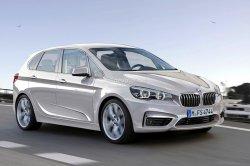 BMW планирует перестроить свое семейство BMW 1-Series на передний привод