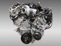 Ford модернизировал свой восьмицилиндровый дизельный движок Power Stroke