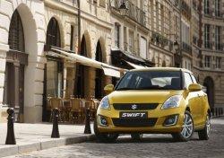 Названы цены Suzuki Swift после обновления