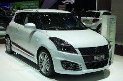Новый Suzuki Swift теперь в России