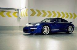 Porsche 911 Carrera 4S – специально для пользователей Фейсбука
